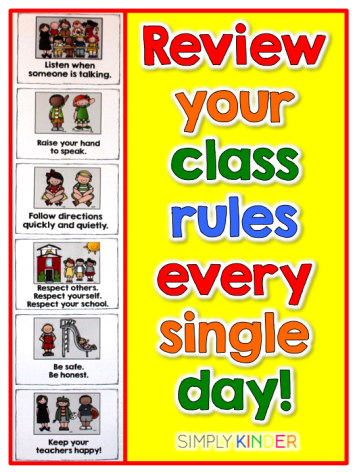 Image result for behavior charts on classroom walls