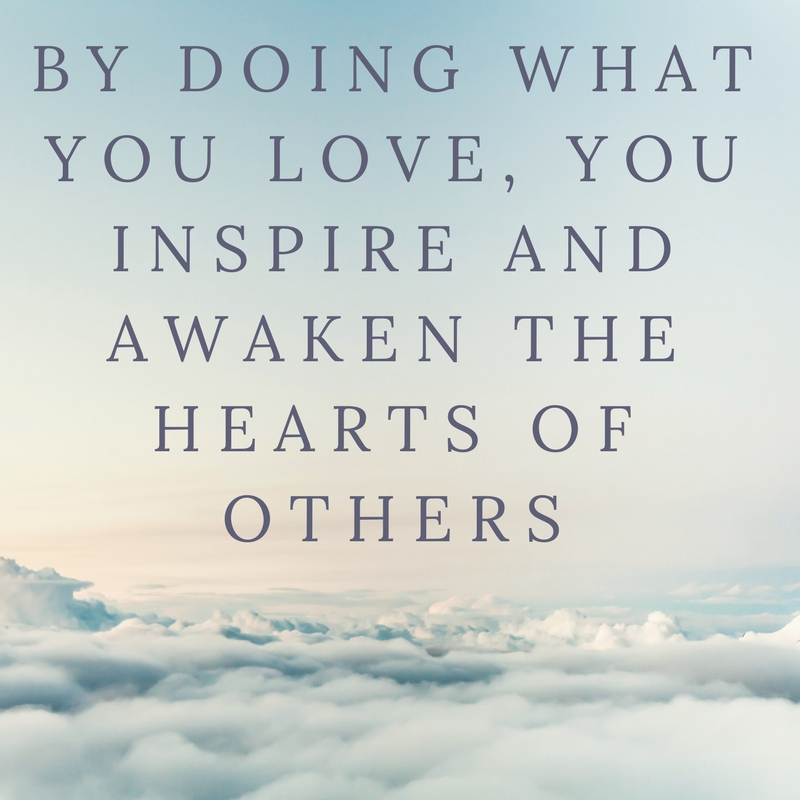 doing what you love quote