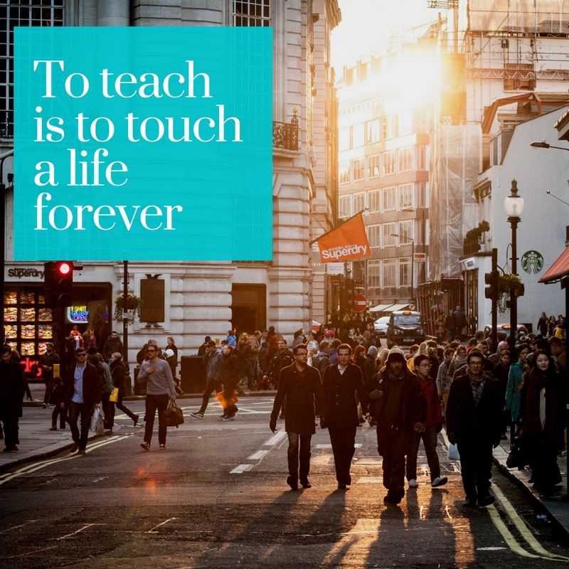 teaching, touch life (1)