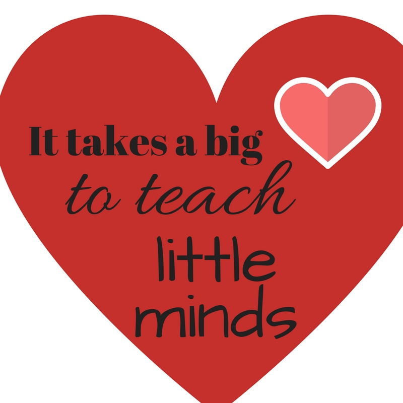 heart to teach